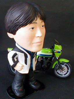 そっくり人形参考作品14-3 バイク