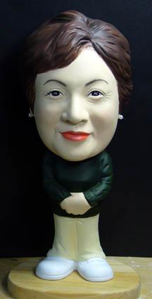 そっくり人形参考作品21-1 喜寿のお祝い