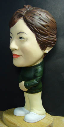 そっくり人形参考作品21-4 喜寿のお祝い