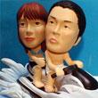 そっくり人形参考作品13 ウェルカムドール ジェットスキー