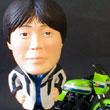 そっくり人形参考作品14 バイク