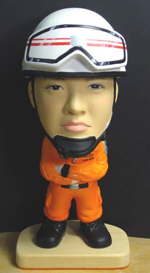 そっくり人形参考作品15-1東京消防庁レスキュー隊