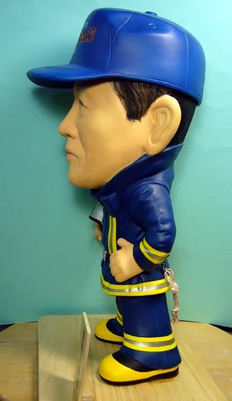 そっくり人形参考作品24-2尼崎消防士