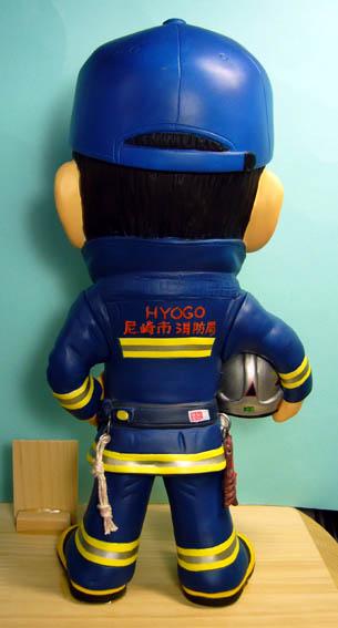 そっくり人形参考作品24-3尼崎消防士