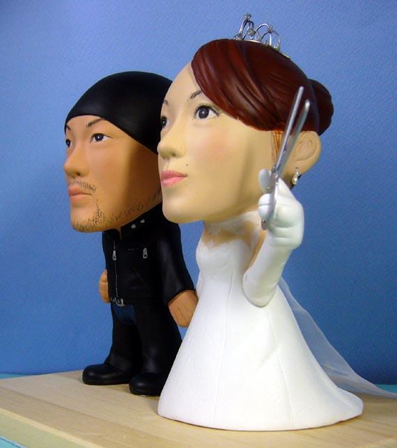 そっくり人形参考作品26-3ウェルカムドール 美容師