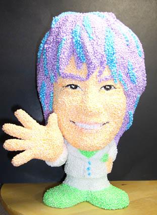 通販番組用、ベガス味岡さん人形-02