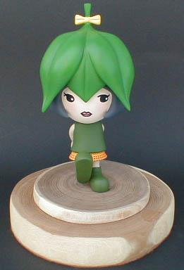 キャラクター人形(フィギュア)葉月-1