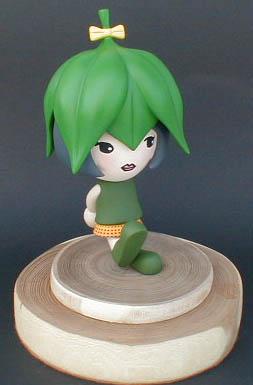 キャラクター人形(フィギュア)葉月-3