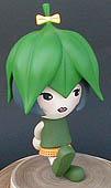 キャラクター人形(フィギュア)葉月