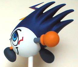 キャラクター人形(フィギュア)メチャ-2