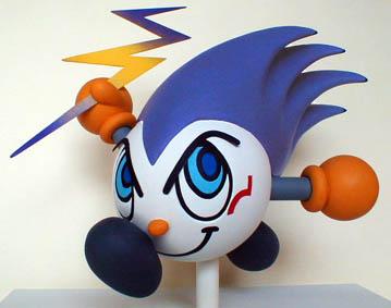 キャラクター人形(フィギュア)メチャ-3