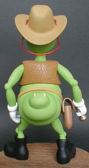 キャラクター人形(フィギュア)AOMUSHI THE KID-4