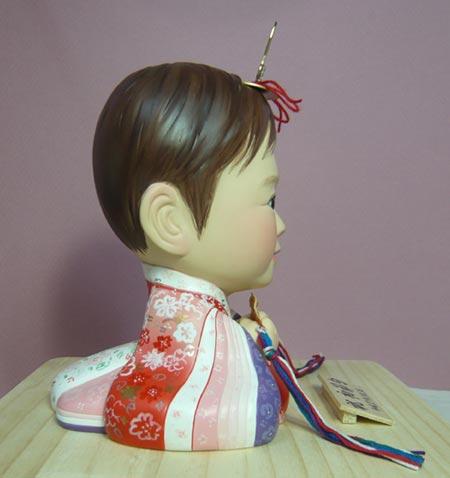そっくり人形参考作品12-3初節句 ひな人形 十二単