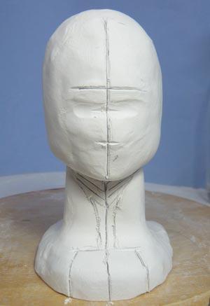 雛人形(ひな人形)制作過程-06