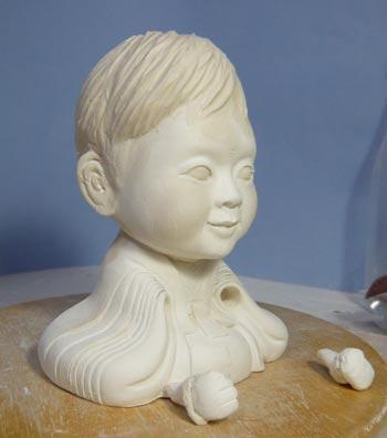 雛人形(ひな人形)制作過程-15