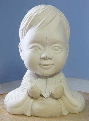 雛人形(ひな人形)制作過程-16