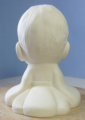 雛人形(ひな人形)制作過程-18