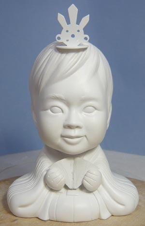 雛人形(ひな人形)制作過程-23