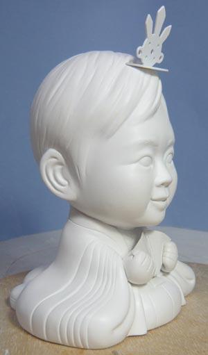 雛人形(ひな人形)制作過程-24