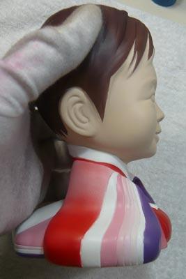 雛人形(ひな人形)制作過程-35