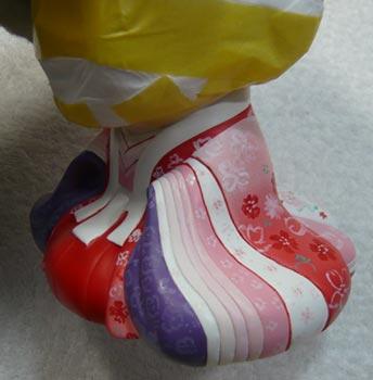 雛人形(ひな人形)制作過程-38