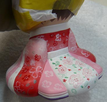 雛人形(ひな人形)制作過程-39