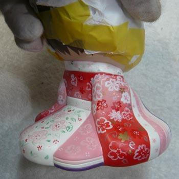 雛人形(ひな人形)制作過程-40