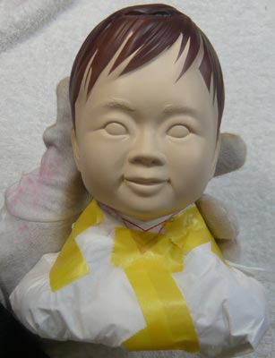 雛人形(ひな人形)制作過程-41