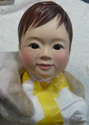 雛人形(ひな人形)制作過程-43