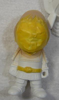 真田幸村風の赤備え甲冑(武者人形)!!五月人形の制作過程-52