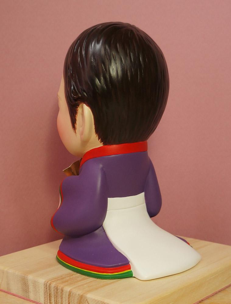 ひな人形(初節句)十二単(じゅうにひとえ)-そっくり人形参考作品例-61-4